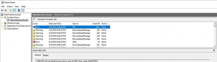 Event Viewer Errors after Anniversary Update-efs.jpg