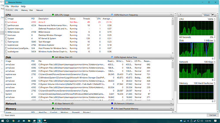 """Sudden and temporary slowdowns. .exe processes """"not responding""""-screenshot-8-.png"""