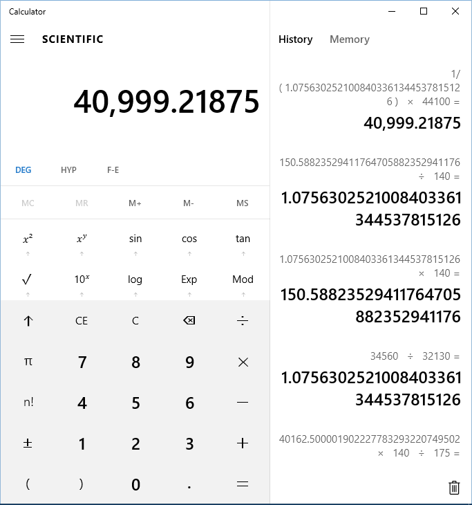 Get calculator with history microsoft store en-gb.