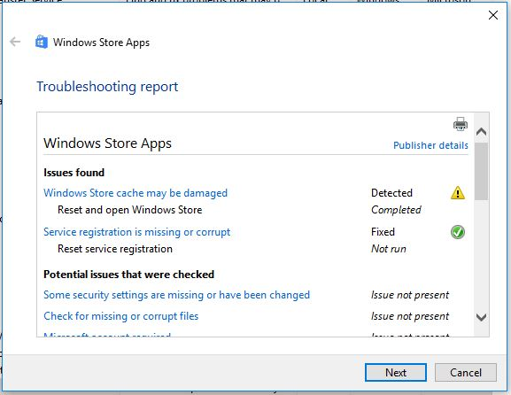 Click image for larger version.  Name:App Troubleshooter Details.JPG Views:36 Size:44.7 KB ID:123141