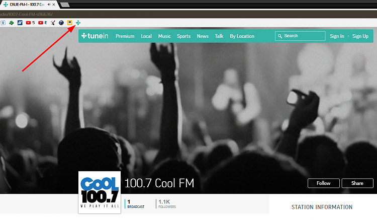 How to play Tunein Radio on Windows 10 Solved - Page 2