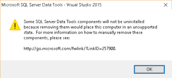 Can't uninstall Microsoft SQL Server Data Tools-untitled.png