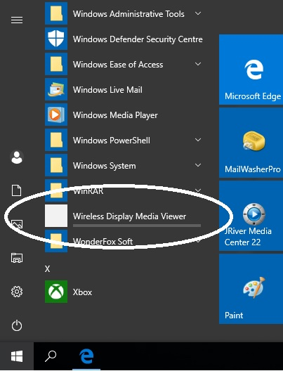 Uninstall Wireless Display Media Viewer Solved Windows