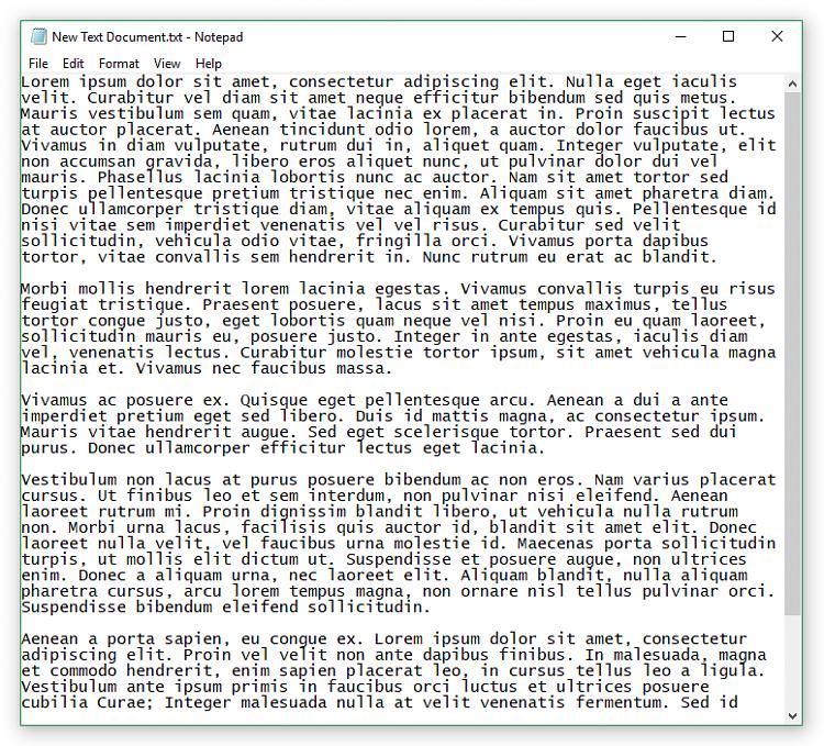 Notepad margins at 0 after Creators update-notepad_no-margin.png