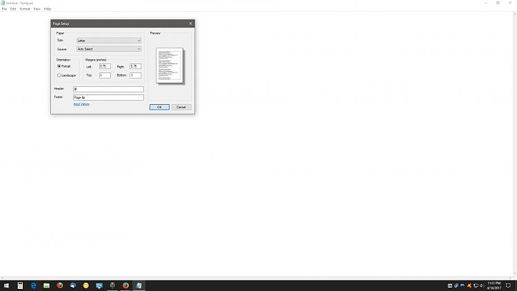 Notepad margins at 0 after Creators update-screenshot-1-.png