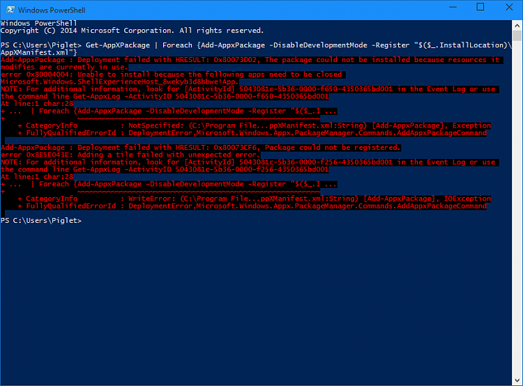 Click image for larger version.  Name:powershell.PNG Views:32 Size:48.9 KB ID:14106