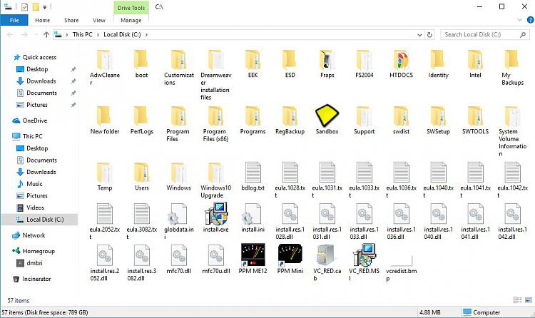 SpinRite won't work.-hidden-folders-not-shown.jpg