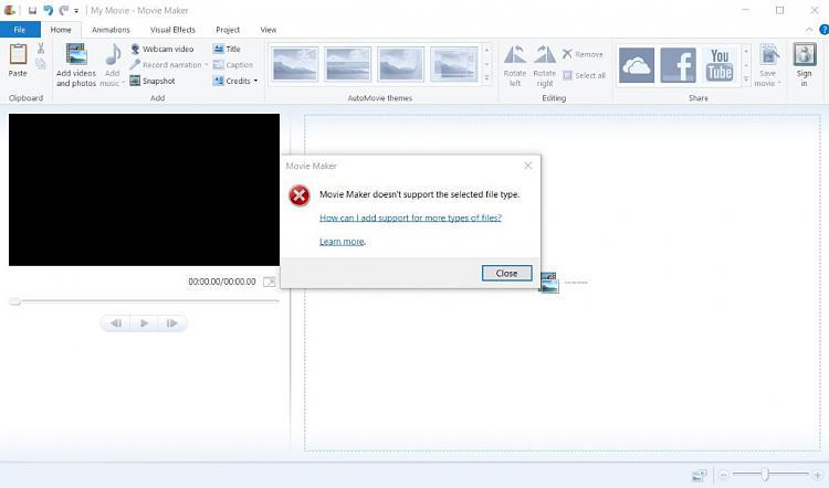 Windows Movie Maker Older Version-importing-mp3-file..jpg