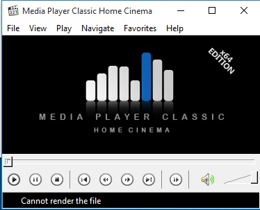 Mp4 video unable to play - Windows 10 Forums
