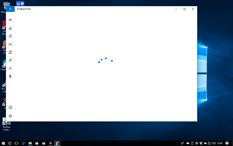 Feedback Hub broken: unending circling dots when I try to log feedback-screenshot-5-.png