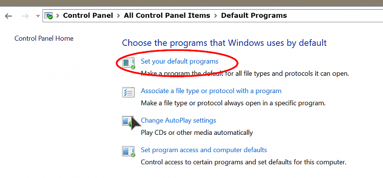Program I want to set as default will not show up under Default Prog.-000126.png
