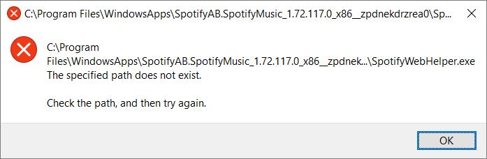 Spotify - Windows 10 Forums
