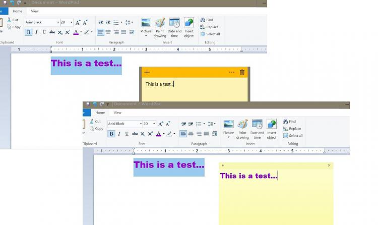 Changing colour of selected text in Microsoft Sticky Notes app.-000170.jpg