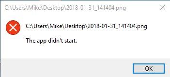 Photo apps won\u0027t open photo files - Windows 10 Forums