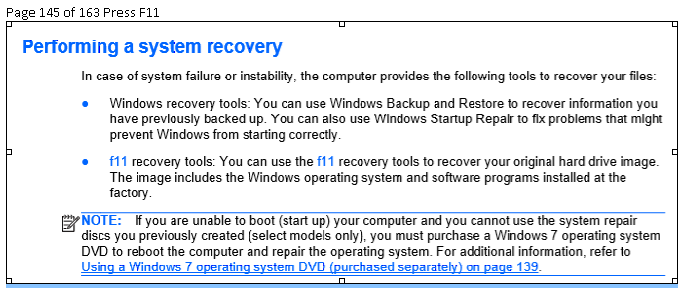 Click image for larger version.  Name:Performing a system recovery.PNG Views:20 Size:47.2 KB ID:179099