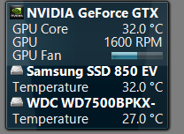 Cpu Temerature Monitor - Windows 10 Forums