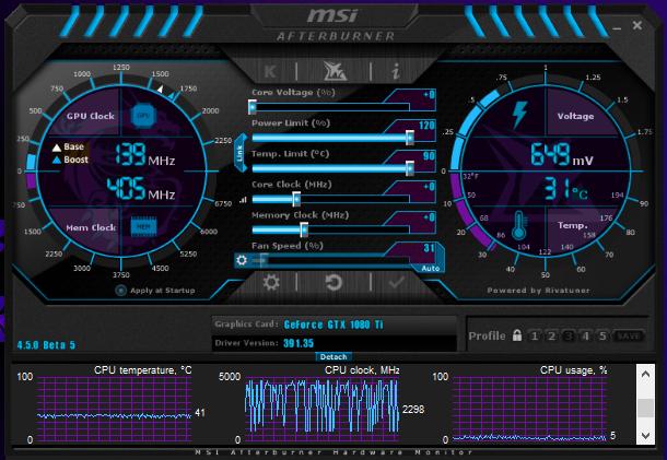 cpu temperature monitor software windows 10