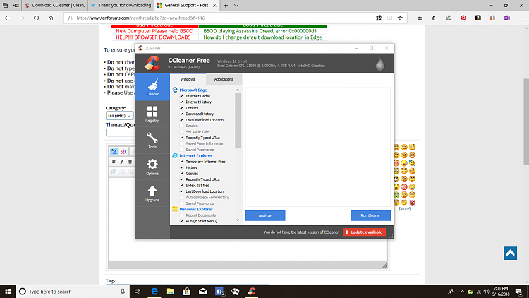 download ccleaner free version