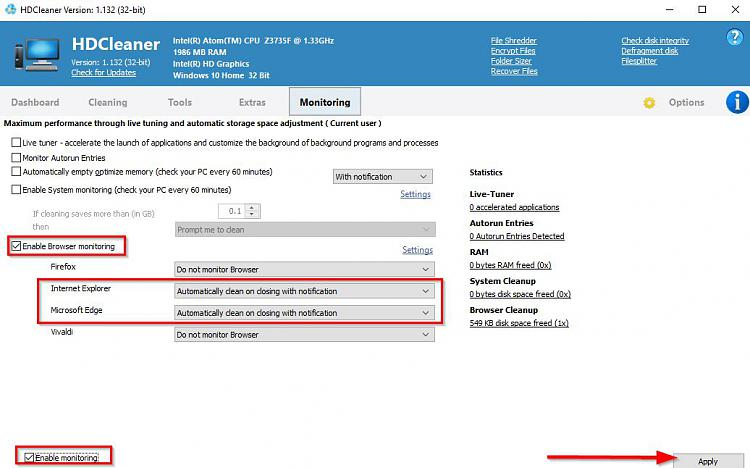 Click image for larger version.  Name:HDCleaner Monitoring.jpg Views:5 Size:84.8 KB ID:194184