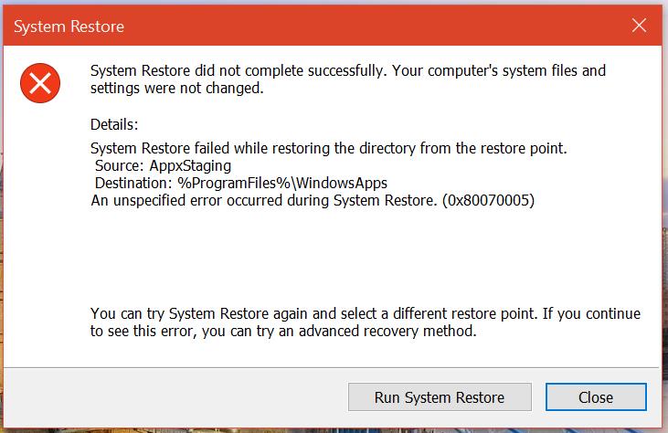 Microsoft Store Error 800700002 Solved - Windows 10 Forums