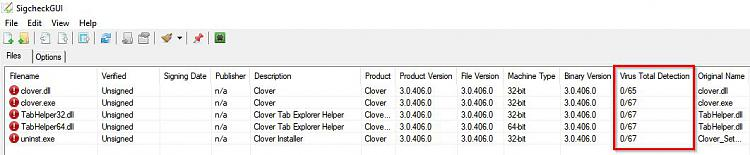 Clover tab explorer doesn't work with October Update - 1809-sigcheckgui.jpg