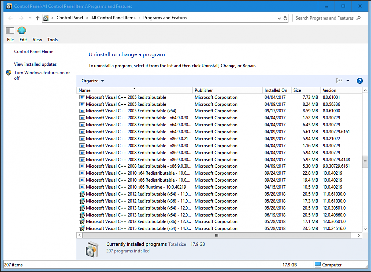 Why bother with REVO etc - msicuu2.exe from Ms still works on W10-add.remove.png