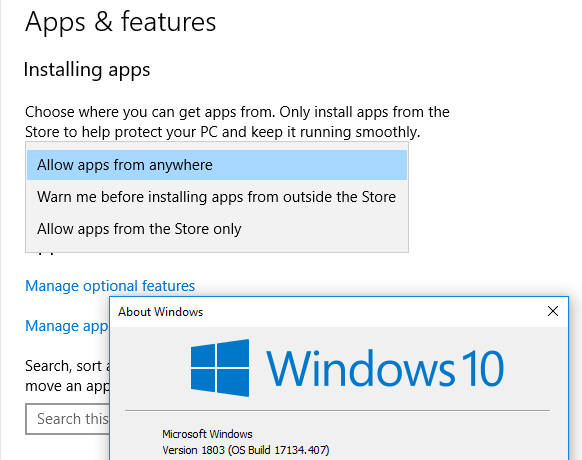 How to run apps not verified by my pc!!-apps-settings-1803.png