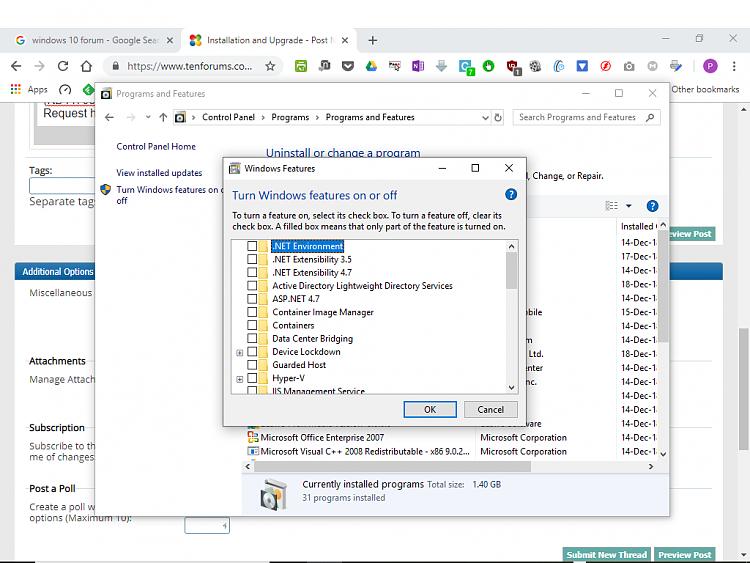 net Framework error-features.png