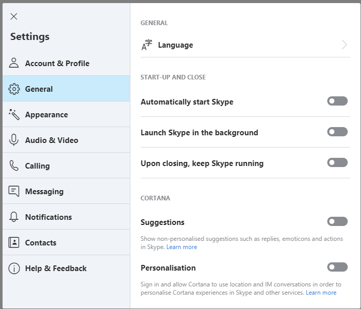 "Latest Skype doesn't have ""quit"" feature-skype.png"