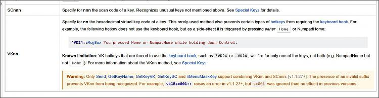 Autohotkey - Use SC value to find appropriate key in