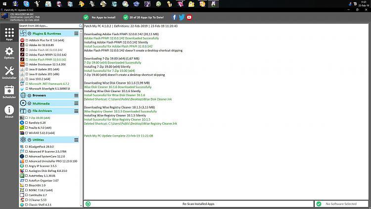 7zip - Windows 10 Forums