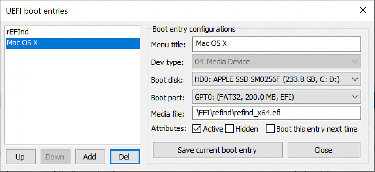 Alternative to EasyUEFI? Solved - Page 2 - Windows 10 Forums