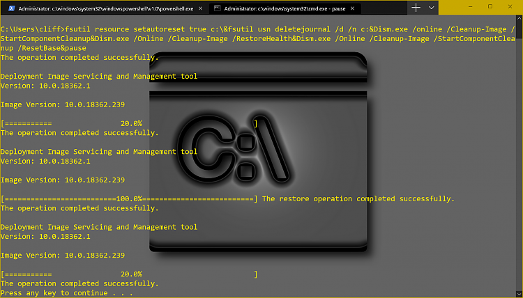 Windows Terminal (Preview) Background Image - Windows 10 Forums