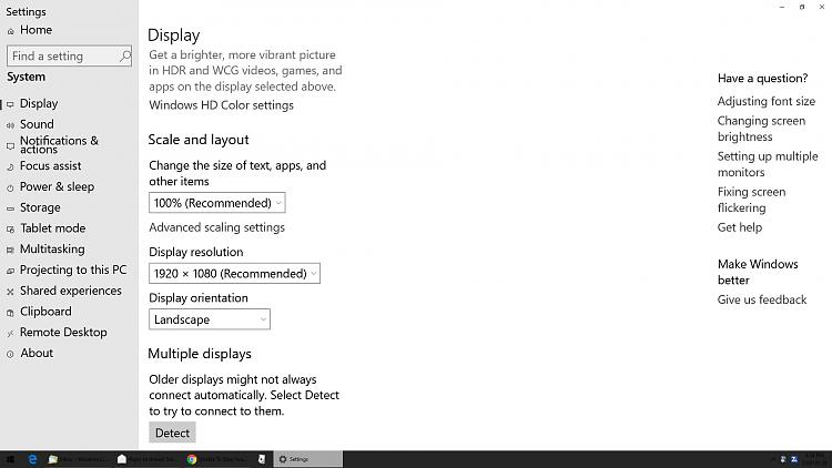 """Unable To Stop YouTube """"Auto Play""""-my-display-settings.jpg"""