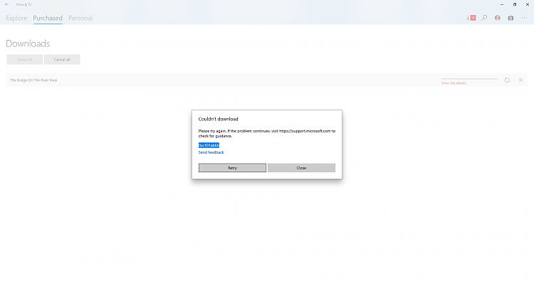 Unable to download movie that I have paid for - error 0xc101ab66-download-error.png