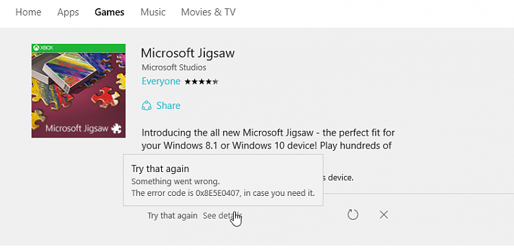 Windows Store will not install apps Solved - Windows 10 Forums