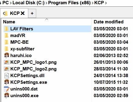 Installing and Configuring MadVR and LavFilters on media players-kcp.jpg