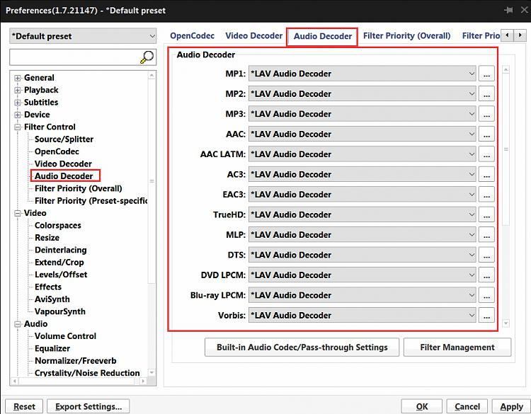 Installing and Configuring MadVR and LavFilters on media players-audio-decoder.jpg