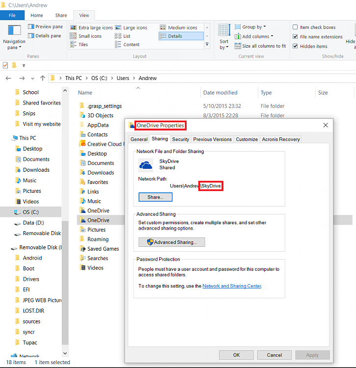 OneDrive Sync Issue Solved - Page 2 - Windows 10 Forums