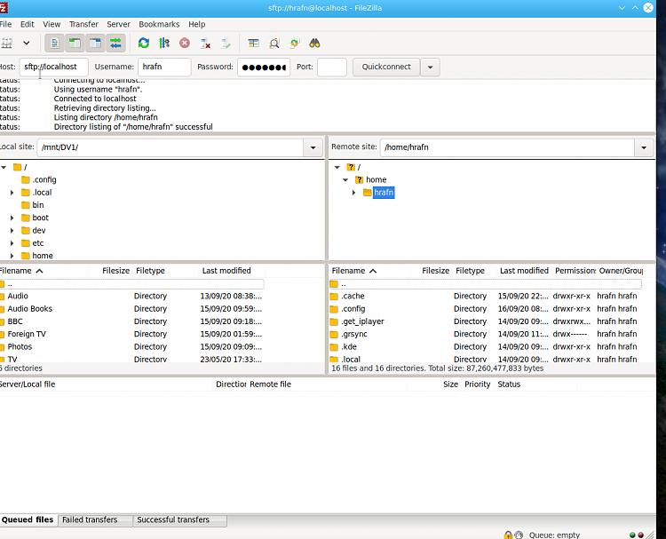 Filezilla  concurrent copying on same Host - Forget File Explorer-screenshot_20200916_085611.png