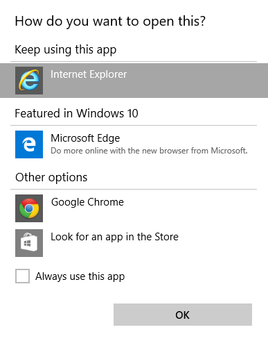 Click image for larger version.  Name:internet explorer windows 10.PNG Views:174 Size:18.3 KB ID:30305