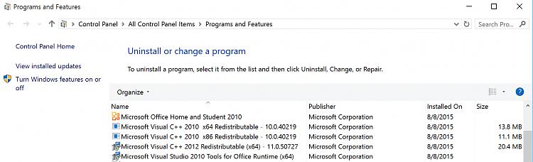 MSvcr90 dll - Windows 10 Forums
