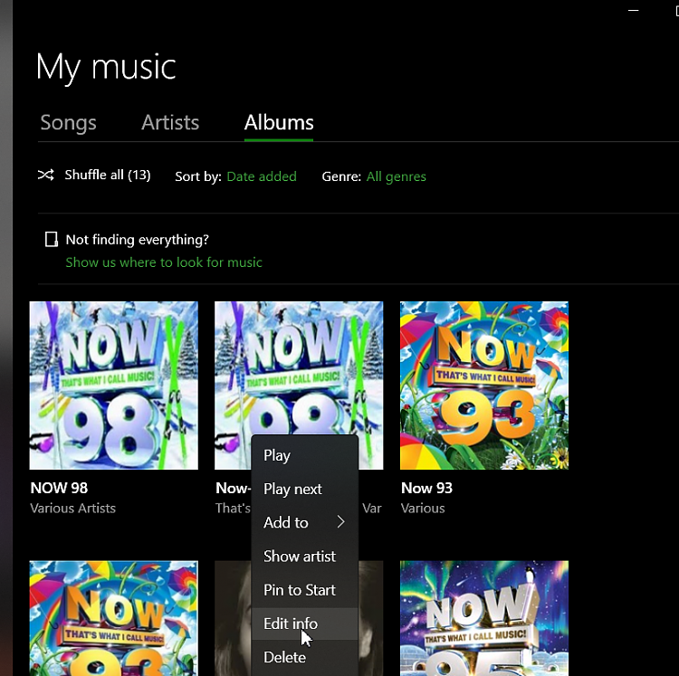 How to add album art in groove music-screenshot_7.png