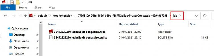 How I export my profile data from a firefox extension?-idb.jpg