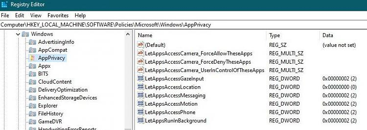 Impact of Removing HKLM\Software\Policies\Microsoft\Windows\AppPrivacy-capture_05082021_174624.jpg