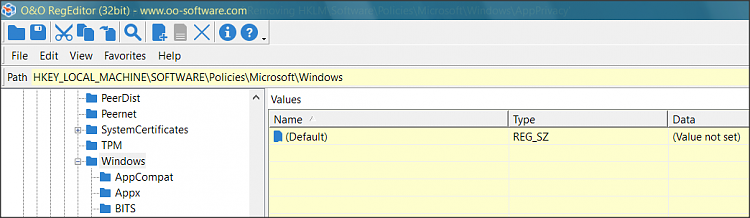 Impact of Removing HKLM\Software\Policies\Microsoft\Windows\AppPrivacy-1.png
