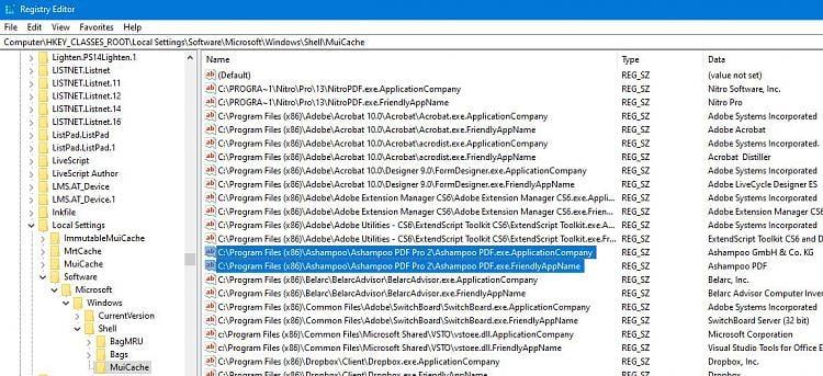 Notepad Default Font changing on reboot-2-ashampoo-entries-registry.jpg