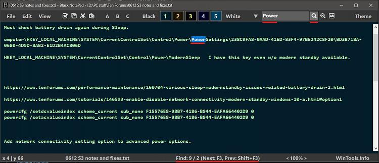Notepad Default Font changing on reboot-0615-black-notepad-search.jpg