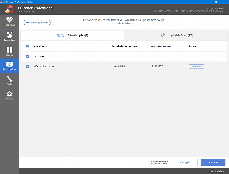Latest CCleaner Version Released-ccleaner_driverupdater__hid-compliant-mouse-update.png