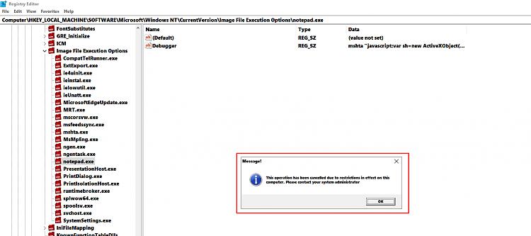 Help with Insubordinate - Rouge program installs-registry-editor.png